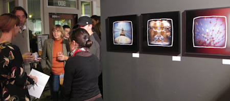 Faculty Exhibition at Photo Center NW - Michelle Bates photos