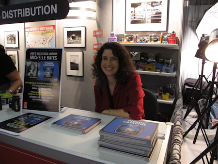 Book signing at PhotoPlus Expo